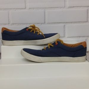 Tommy Hilfiger Dennis Oxford Navy Blue Youth 4